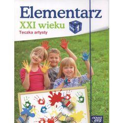 ELEMENTARZ XXI WIEKU 1 SP TECZKA ARTYSTY SEMESTR 1 2013 (opr. miękka)