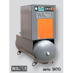 Sprężarka śrubowa WALTER SKTG 5,5 SM [8/10/15 bar]
