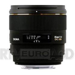Sigma AF 85mm f/1,4 EX DG HSM Nikon Darmowy transport od 99 zł | Ponad 200 sklepów stacjonarnych | Okazje dnia!
