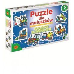 Puzzle ALEXANDER Dla maluszków Budowlane