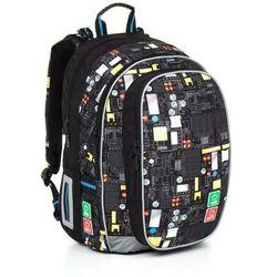 Plecak szkolny Topgal CHI 797 A - Black