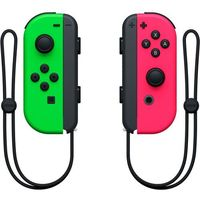 Kontroler NINTENDO Switch Joy-Con Pair Neon Zielony/Różowy