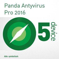 Panda Antivirus Pro 2016 Multi Device PL ESD 5 Urządzeń