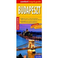Budapeszt Map & Guide (opr. miękka)