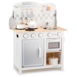 Drewniana Kuchnia Dla Dzieci Srebrna Kuchnia Lux