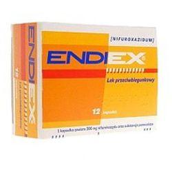 Endiex 200mg 12kapsułek