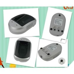 Panasonic DMW-BCK7 / Samsung IA-BP85A ładowarka AVMPXSE z wymiennym adapterem (gustaf)