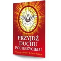 Przyjdź Duchu Pocieszycielu - Bożena Hanusiak (opr. broszurowa)