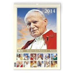 Kalendarz 2014 Jan Paweł II