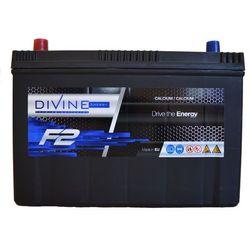 DIVINE F2 12V 100Ah 700A (EN) +L Japan