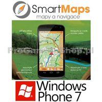 Nawigacja dla Windows Phone 7-Smart Navigator Maps-mapa samochodów, rowerów i pieszych Słowa