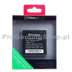 Oryginalna bateria do Prestigio Multiphone 4322DUO, (1500mAh)