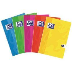 Zeszyt szkolny Oxford Soft Touch A5/60k. 400-876 kratka