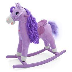 Milly Mally, Princess, konik na biegunach, fioletowy Darmowa dostawa do sklepów SMYK