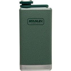 Piersiówka stalowa Stanley Adventure zielona 0,354L