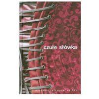 Czułe słówka - Mirosław Bańko, Agnieszka Zygmunt (opr. twarda)