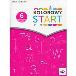 Kolorowy Start Sześciolatek Nauka pisania