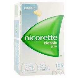 Nicorette, guma do żucia, 2 mg, 105 szt