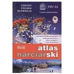 Atlas narciarski. Czechy, Polska i Słowacja