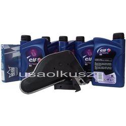 Filtr oraz mineralny olej ATF III automatycznej skrzyni biegów Chevrolet Oldsmobile Silhouette 3,4 / 3,8