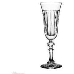 Kieliszki do szampana kryształowe 6 SZTUK - 3935