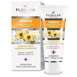 Floslek Pharma Arnica Krem pod oczy redukujący cienie