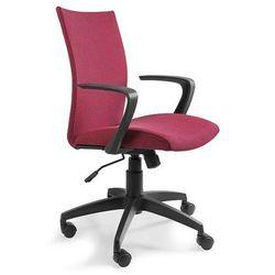 Krzesło biurowe Millo czerwone