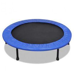 Składana mini trampolina 114 cm Zapisz się do naszego Newslettera i odbierz voucher 20 PLN na zakupy w VidaXL!