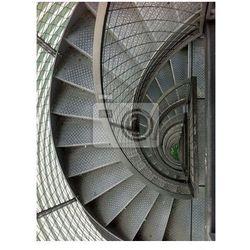Naklejka Spiralne schody