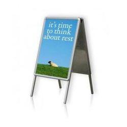 Tablica plakatowa na stojaku typu A 2x3 B1