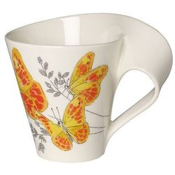 Villeroy & Boch - NewWave Caffe Butterfly Orange washed sulphur Kubek