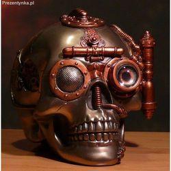 Czacha szkatułka Veronese Steampunk