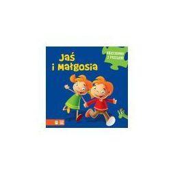Jaś i Małgosia. Bajeczkowo z puzzlami + zakładka do książki GRATIS (opr. twarda)