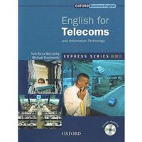 English for Telecoms /CD gratis/ (opr. miękka)