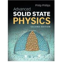 Advanced Solid State Physics