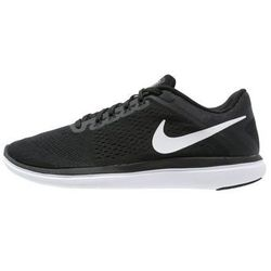 Nike Performance FLEX 2016 RUN Obuwie do biegania startowe black/white/cool grey