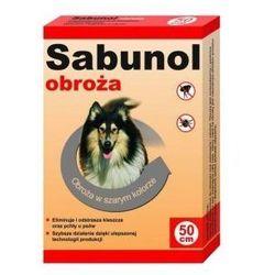 Sabunol obroża dla psa przeciw pchłom i kleszczom 50cm