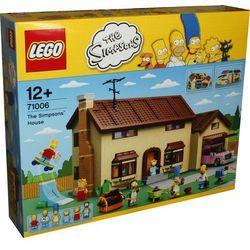 Lego DOM SIMSONÓW Dom simsonów 71006