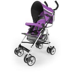 Milly Mally, Joker Purple, wózek spacerowy Darmowa dostawa do sklepów SMYK