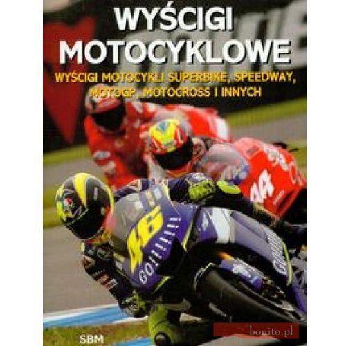 Wyścigi motocyklowe (opr. miękka)