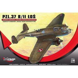 Samolot bombowy PZL-37B/II Łoś. Druga seria produkcyjna 1/48 481310