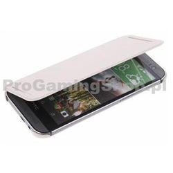 Case HTC HC V950-Flip Etui dla HTC Desire 816, biała