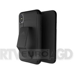 Adidas Folio Grip Case iPhone X (czarny)