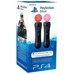 2X MOVE KONTROLER DWU PACK TWIN PACK PS4 ZCM2E