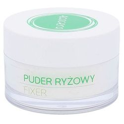 Ecocera - Puder ryżowy - Fixer