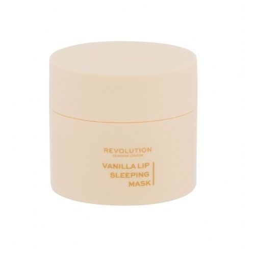 Revolution Skincare Lip Sleeping Mask balsam do ust 10 g dla kobiet Vanilla